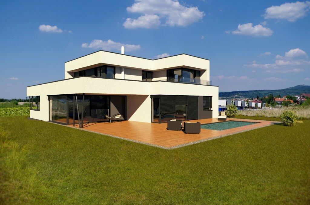 Vizualizácia domu online