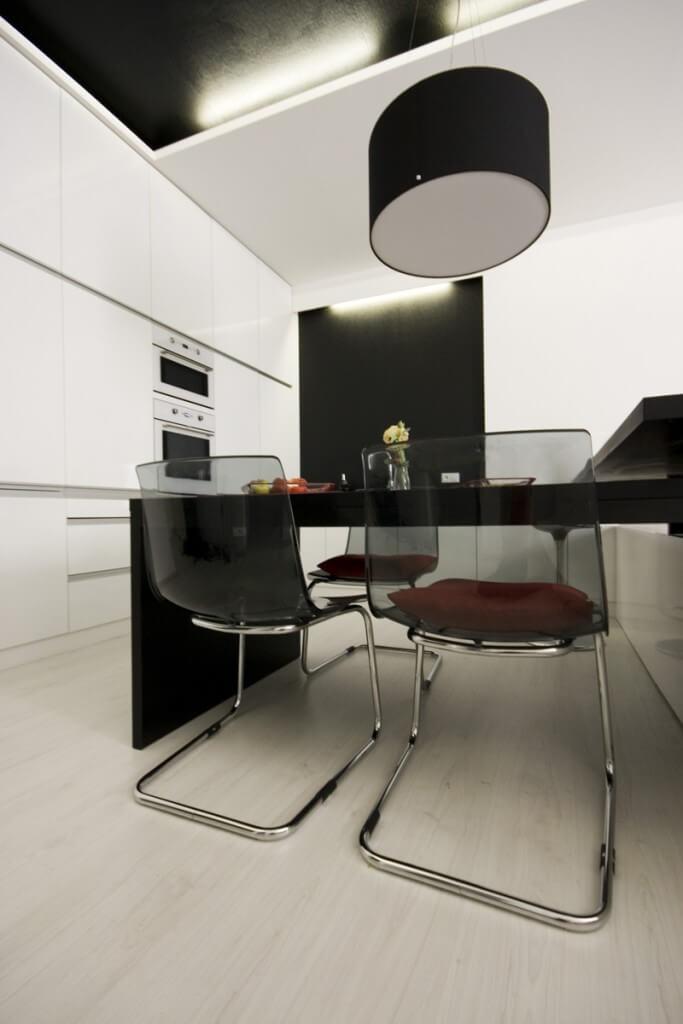 bytový architekt - kuchyňa