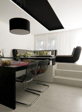 návrhy interiérov - Zámocká