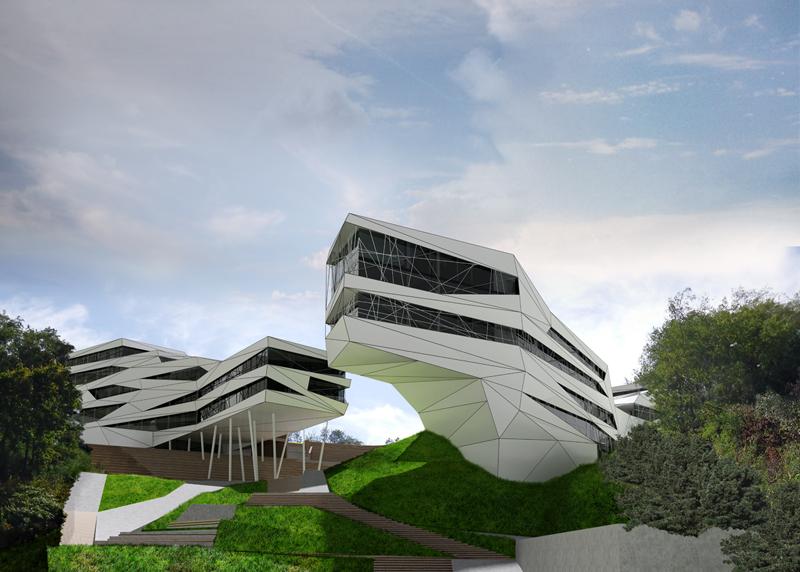 architekti - amfiteáter bratislava
