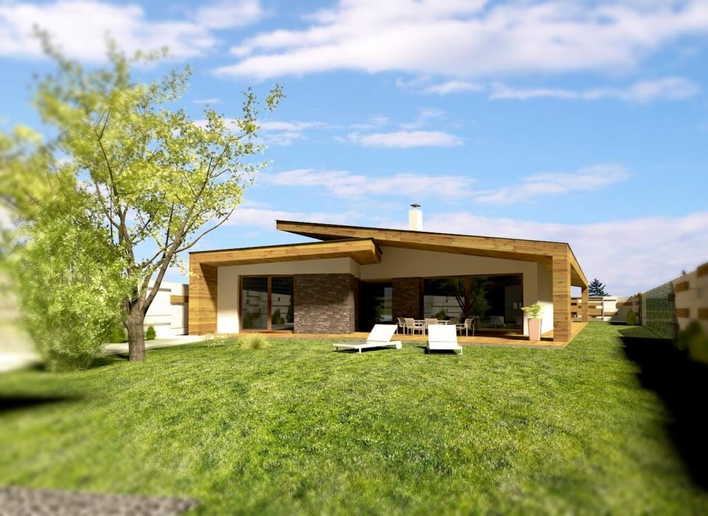 návrhy domov - Michalovce
