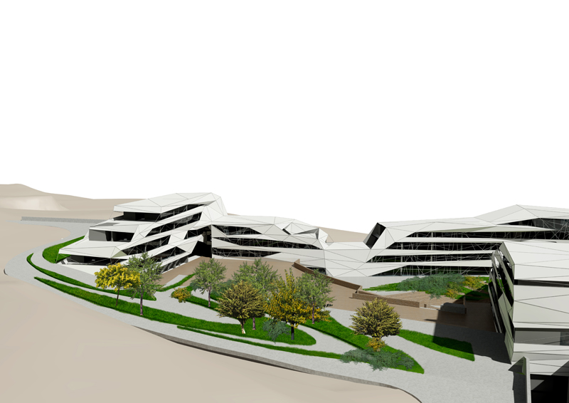 architekt - amfiteáter bratislava