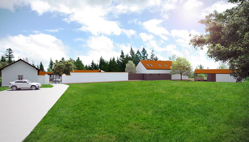 architekti rodinných domov - Ciglad