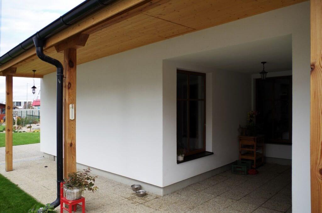 architektúra domov