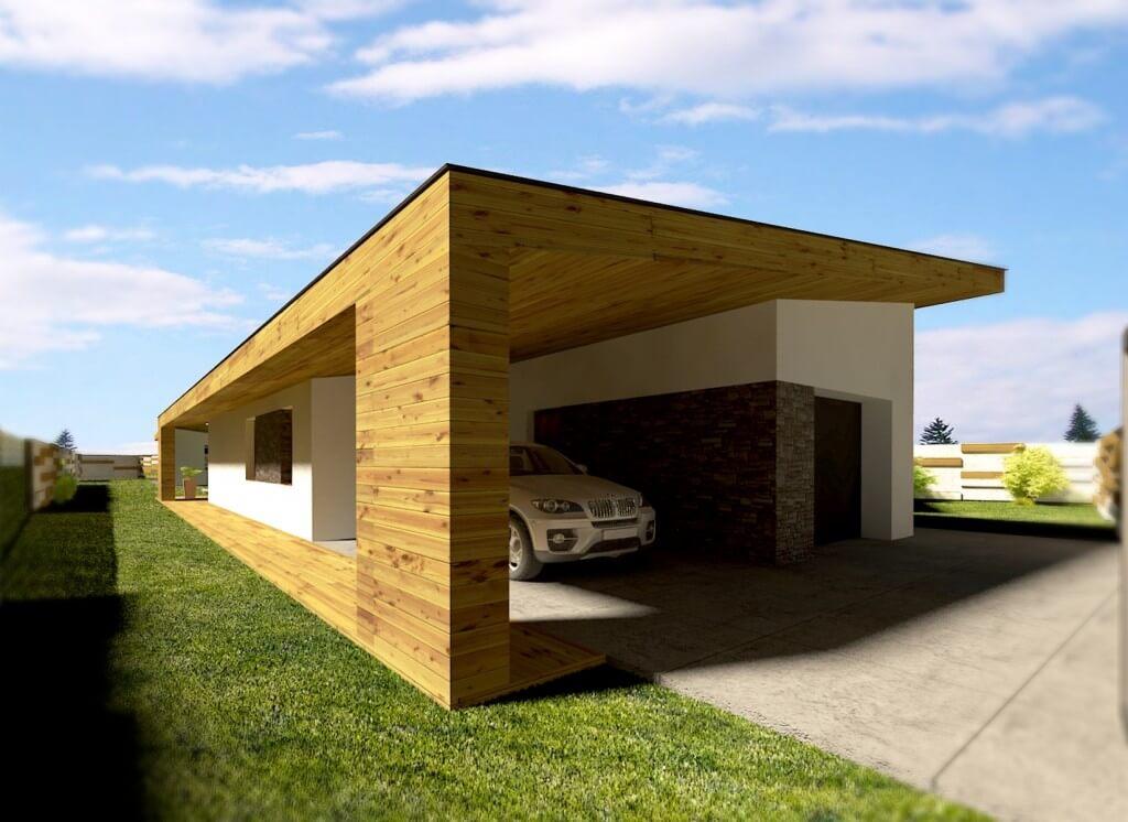 vizualizácia domu - Michalovce
