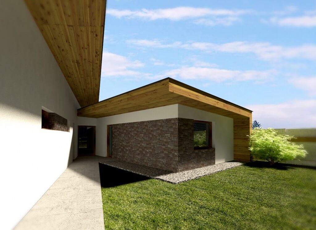návrh domov - Michalovce
