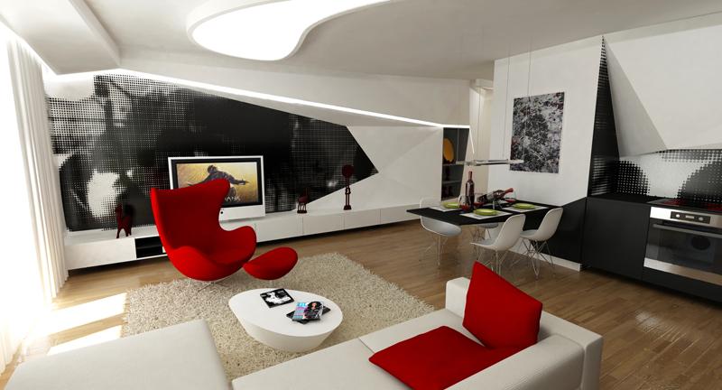 interiérove studio - Tupeho