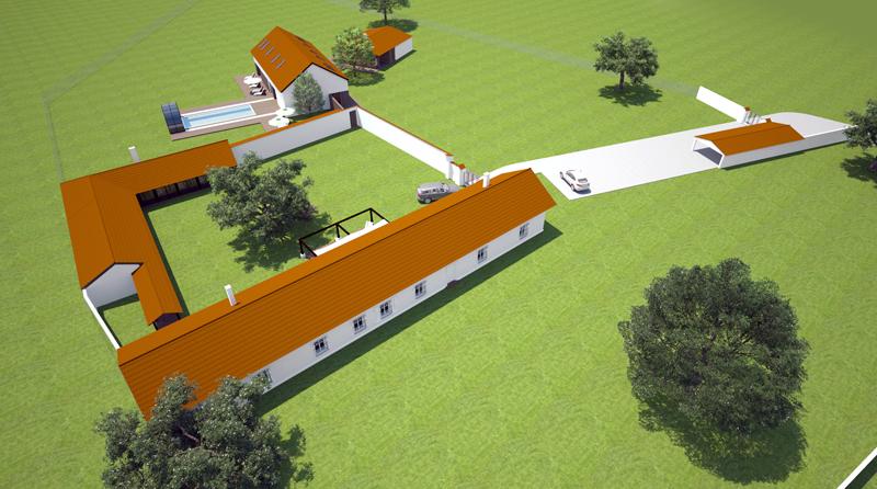 architektonické studio - Ciglad