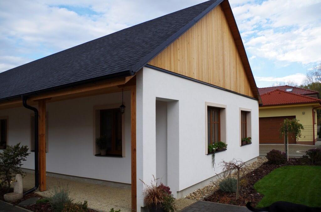 architektura rodinnych domov