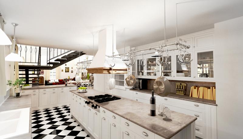 návrhy interiérov - Ciglád