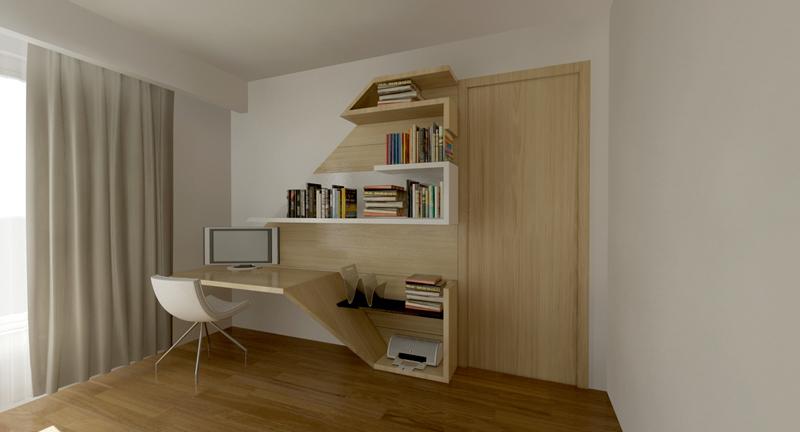 architekti v Bratislave - detská izba