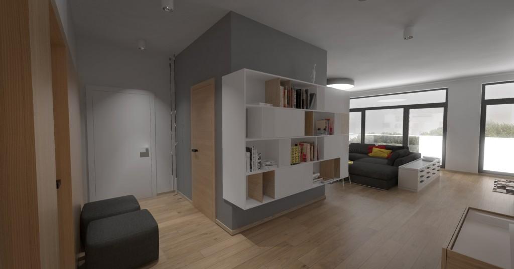 Dizajn bytu - moderná architektúra