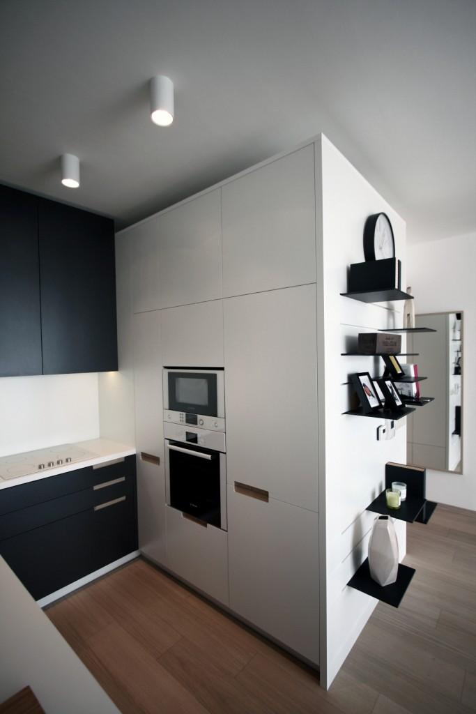Interiérový design - dizajn kuchyne