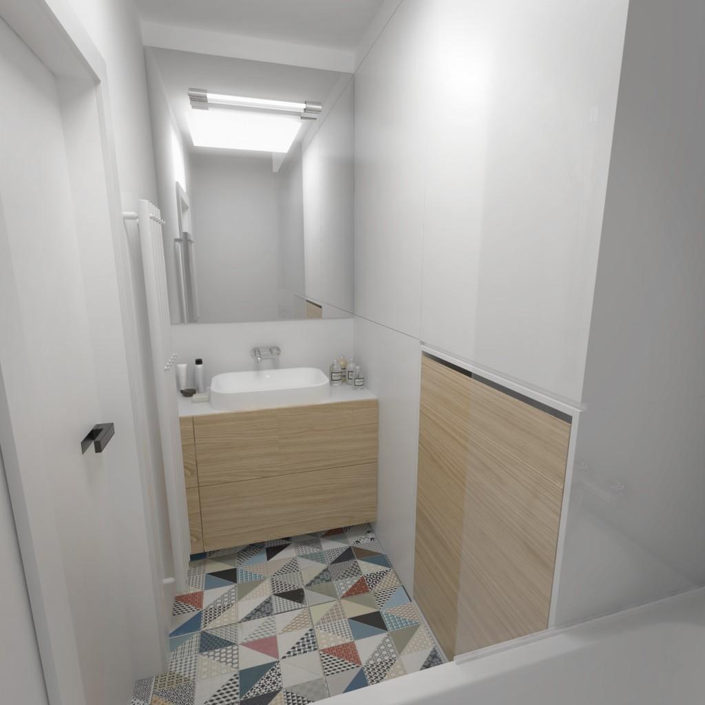 Interiérový dizajn - farby v kúpelni