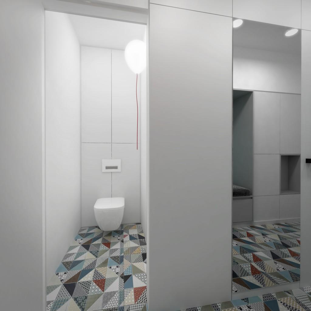 Moderný interiérový dizajn