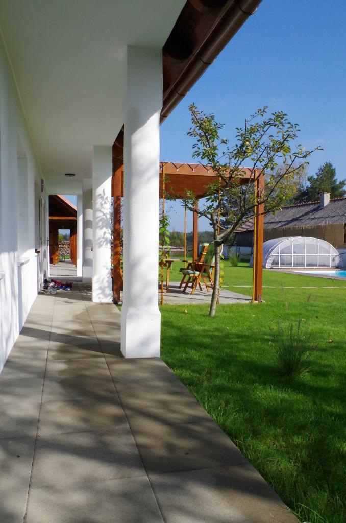 Tradičný vidiecky dom - projekt