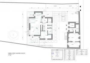 Projekty rodinných domov  - architekt, Bratislava