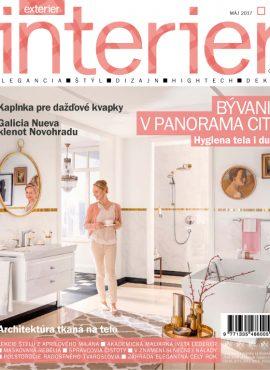 časopis o architektúre - interier dvojizboveho bytu