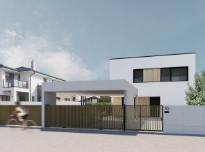 3d vizualizácia - architekt, Bratislava