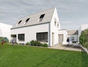 Vizualizácia domu - projekt, cena