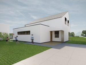 Architektúra rodinných domov