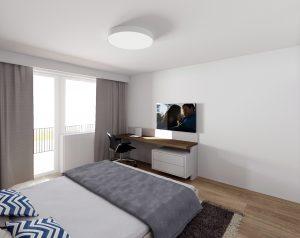 Navrhy interiérov bytov