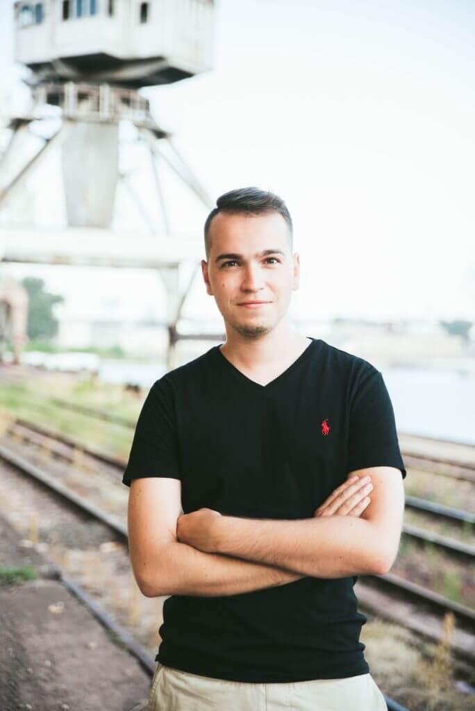 Bc. Matej Raučina- Interierovy architekt Bratislava