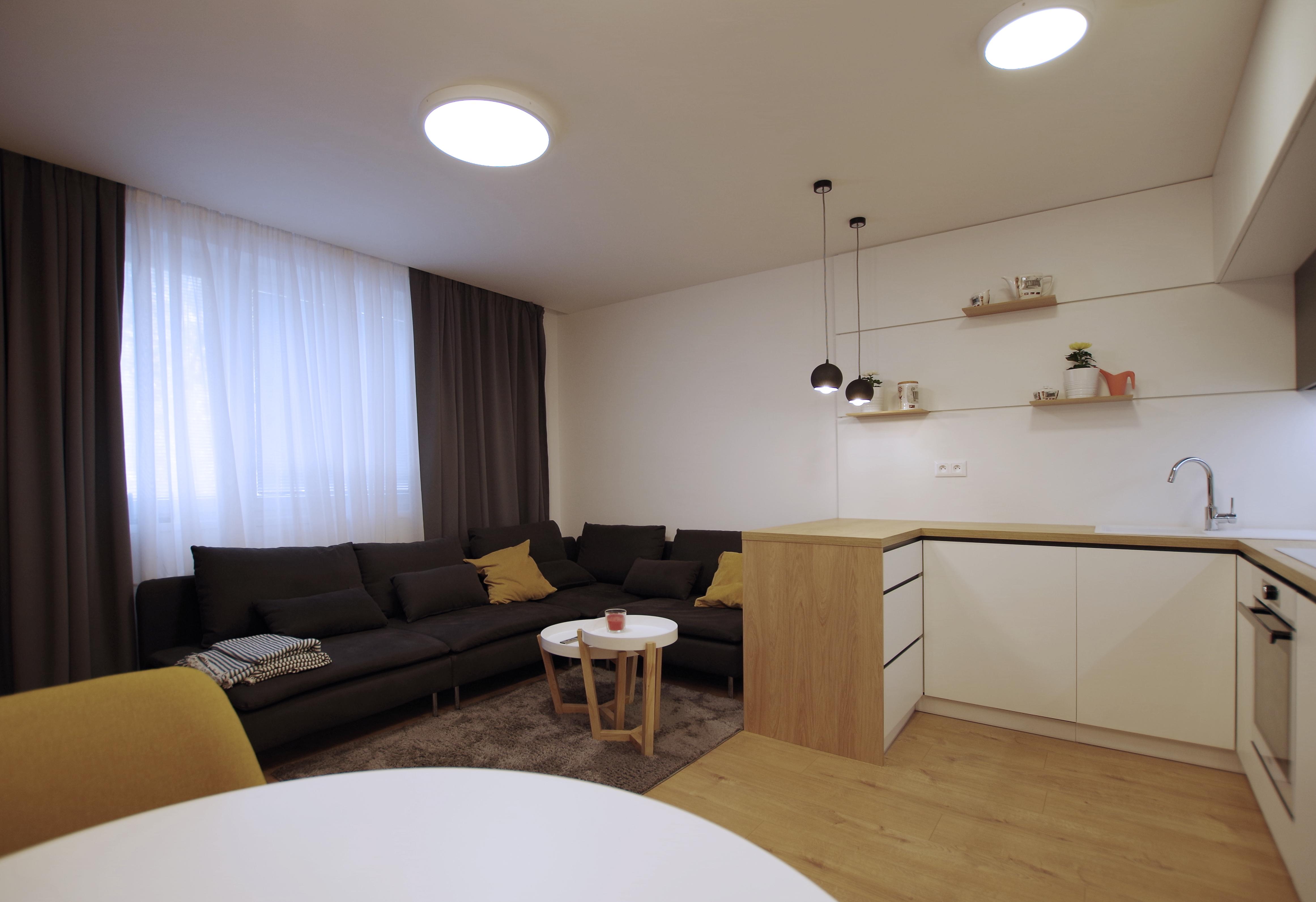 zariadenie malého bytu