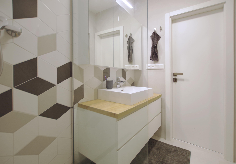 prerabka bytu inspiracie kúpeľňa projekt, vizualizácia